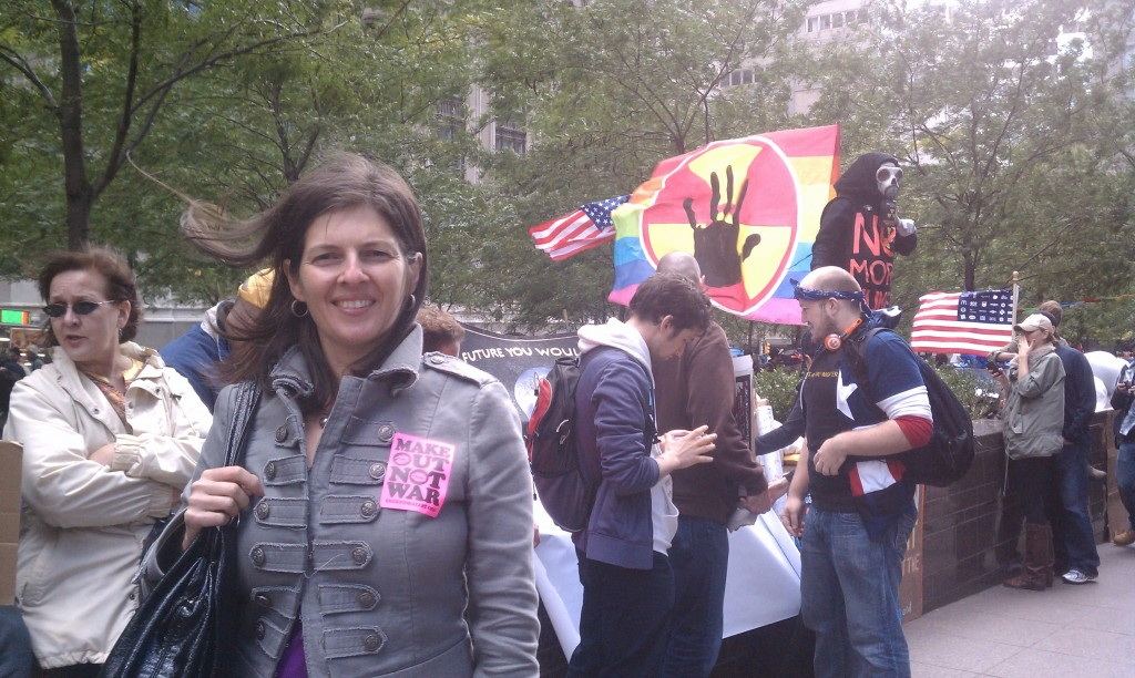 Preoccupied: In Which I Occupy Wall Street