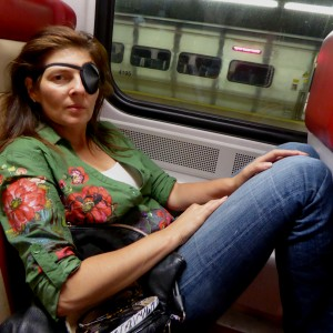 jennie - one eyed commuting writer